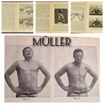 Publicaciones sobre Jorgen Peter Müller