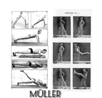 push up de Müller